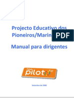 Projecto Educativo Dos Pioneiros Marinheiros
