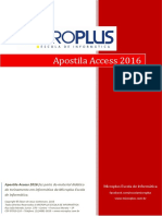 Apostila Access