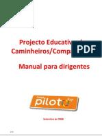 Projecto Educativo Dos Caminheiros e Companheiros