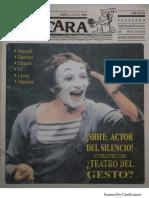 Revista Máscara Mimo
