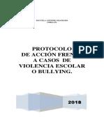 1. PROTOCOLO Frente a Violencia Actualizar