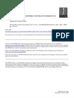 Historia Epistemologia Socio Mexicana Delagarza32p