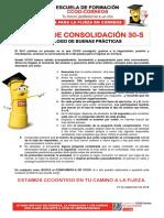 2417830-2018!08!27 Comunicado Octavilla CONSEJOS PARA EL 30-S