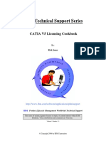 CATIA V5 - Licensing Cookbook
