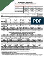 Tabela Salarial 1 Março 2018 da Panificação