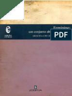 Feminino- um conjunto aberto ao infinito - Graciela Bessa.pdf