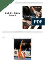 A&P I - Unit IX - Powerpoint 2018