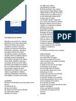 Poemas Pedro Mairal