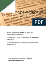 A EXTENSÃO DO CANON.pptx
