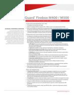 Wg Firebox m400-m500 Ds Br