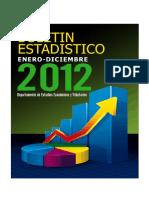 Boletín DGII 2012