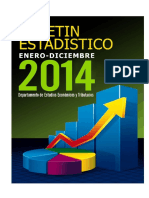 Boletín DGII 2014