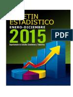 Boletín DGII 2015