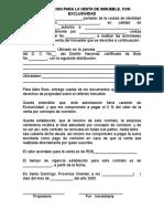 29463442-Autorizacion-Venta-de-Inmueble-Con-Exclusividad.doc