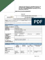 Ficha de Inscripción TRUJILLO