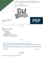 Flawed Specimen Kit_ API-K1, UT-1Qualification Kit (FlawTech) _ Welding Store_ Weldperfect, Weld Inspection, Weld Tools