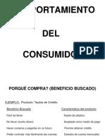 Ppt Comport Consumidor