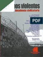 Fuentes, Antonio Necropolitica, violencia y disputa desde los margenes del estado en México