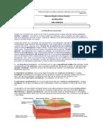 Guía de Litosfera - 7º Básico
