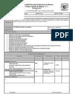 Formato Plan y Programa de Eval Mate Area III