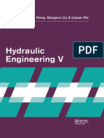 [CHE v] Guojun Hong, Gongxun Liu, Liquan Xie - Hydraulic Engineering v _ Proceedings of the 5th International Technical Conference on Hydraulic Engineering (CHE v), December 15-17, 2017, Shanghai, PR China (2018, CRC Press)