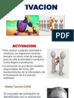 ACTIVACION