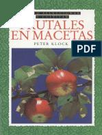 Frutales en Macetas - Siembra