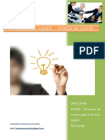 UFCD_9206_Comunicação Escrita – Serviço Ao Cliente_índice