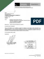 Conformidad CAO N° 06-AmPz N° 06