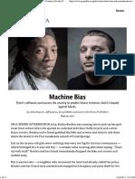 Nota - Inteligencia Artificial y Racismo Contra Los Negros