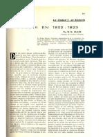 4 W M Duane - Bogotá en1822-1823