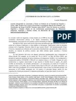 Morgenfeld  La política exterior de Macri