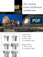 Greek ROMAN3 Architecture