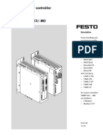 Festo Handling and Positioning Profile