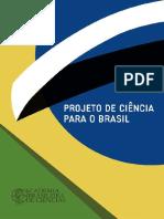 Projeto de Ciencia Para o Brasil