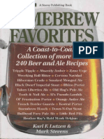 Homebrew Favorites - Over 240 Beer and Ale Recipes.pdf