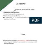 Obtencion de Proteinas Gvc