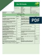Site PM View Report Del-1