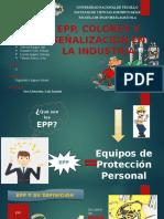Epp Señalización y Colores en La Industria
