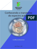 Cartilha Espectro Autista PDF