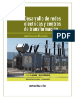 Desarrollo de redes y centros de transformación paraninfo. Actualización - Julio 2018