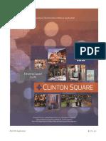 DRI 2018 City of Albany Clinton Square Application