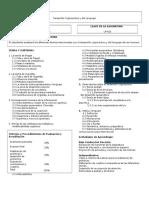 LP- 420 Desarrollo Cognoscitivo y Del Lenguaje Cuarto