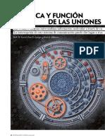 Uniones Entre Celulas