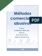 Met Comerciales Coercitivos II