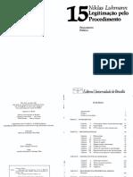 LUHMANN, Niklas. Legitimação pelo procedimento.pdf