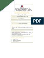 Analista Geografico SIG 6-540