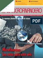 Microfinanazas - Retos Para Este Año