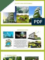 arquitectura-sostenible DIAPOSITIVAS