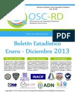 Boletín Anual 2013